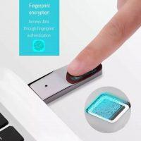 флешка биометрия